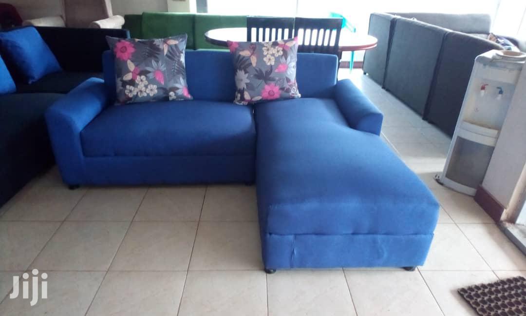 L Shape 5seaters Sofa Set | Furniture for sale in Kampala, Central Region, Uganda