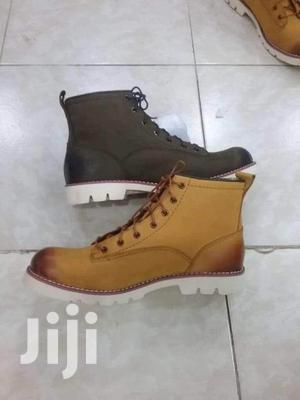 Pure Leather Boots In Original | Shoes for sale in Central Region, Kampala