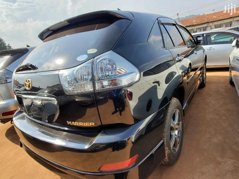Toyota Harrier 2007 Black | Cars for sale in Kampala, Central Region, Uganda