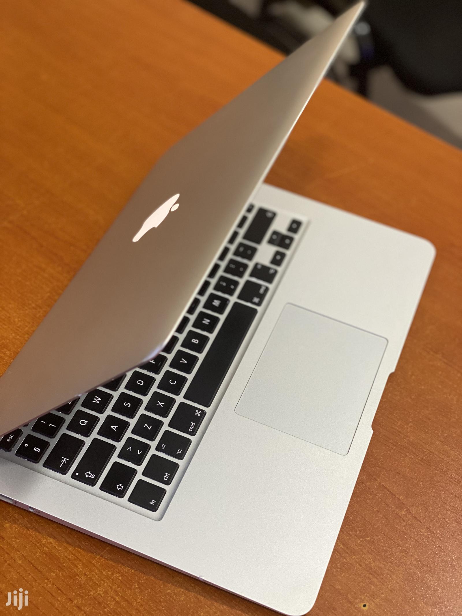New Laptop Apple MacBook Air 8GB Intel Core i5 SSHD (Hybrid) 128GB | Laptops & Computers for sale in Kampala, Central Region, Uganda