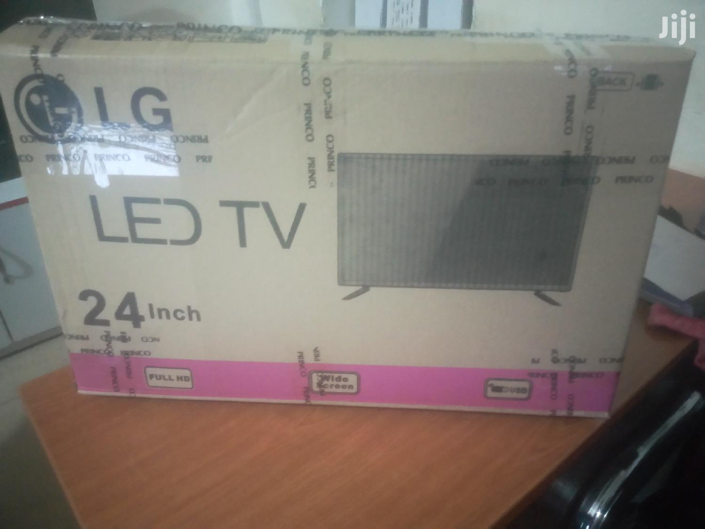 LG Digital Flat Screen TV 24 Inches