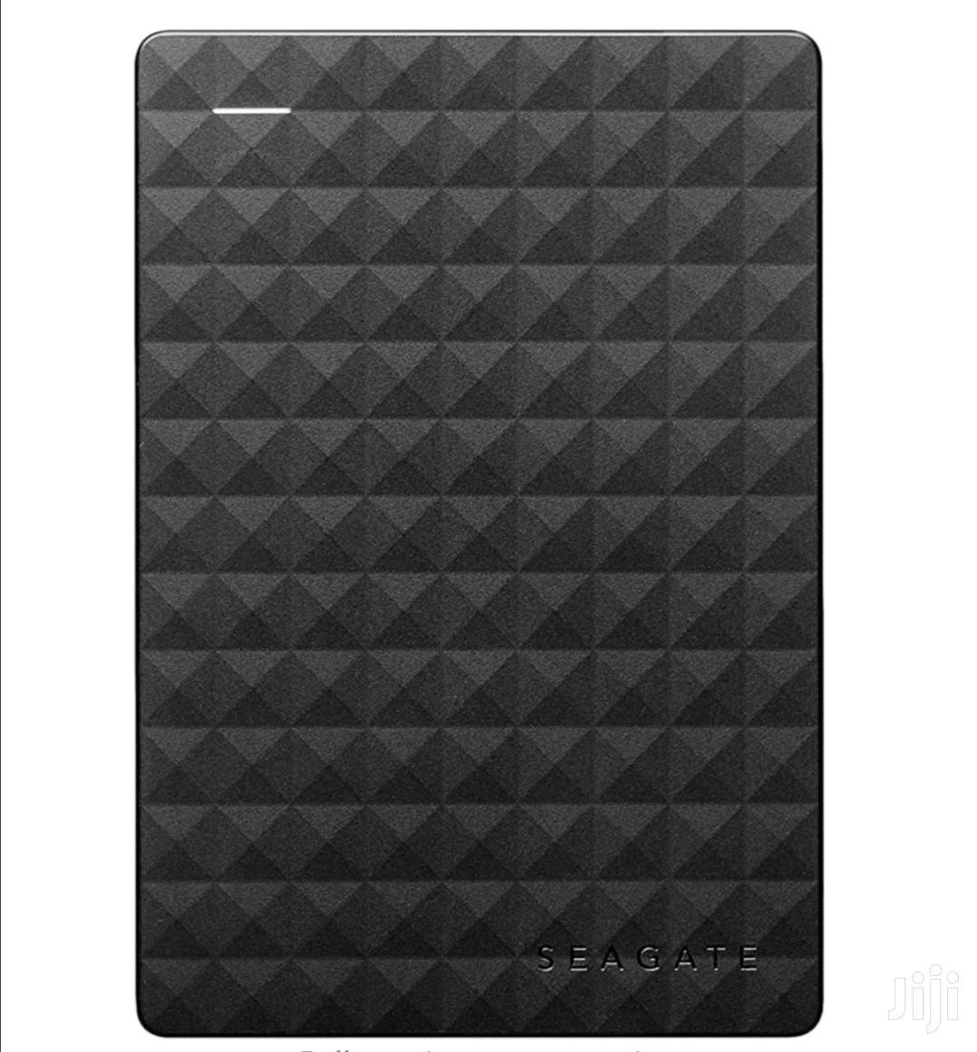Seagate Expansion Portable 1TB 3.0 External Hard Drive