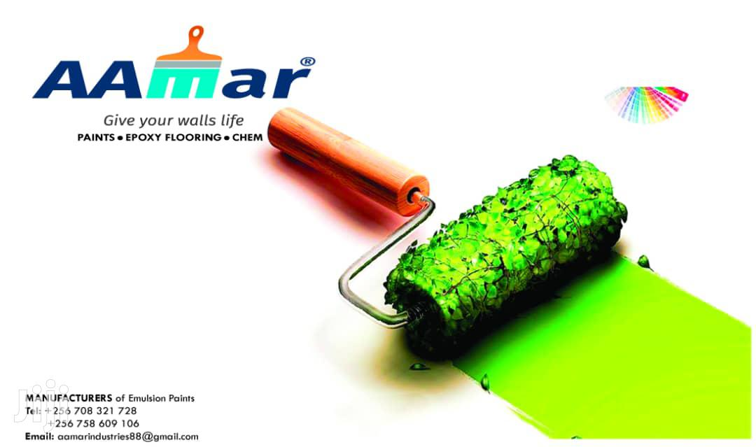 Aamar Paints Gives U Exclusive Interior And Exterior Design | Building & Trades Services for sale in Wakiso, Central Region, Uganda