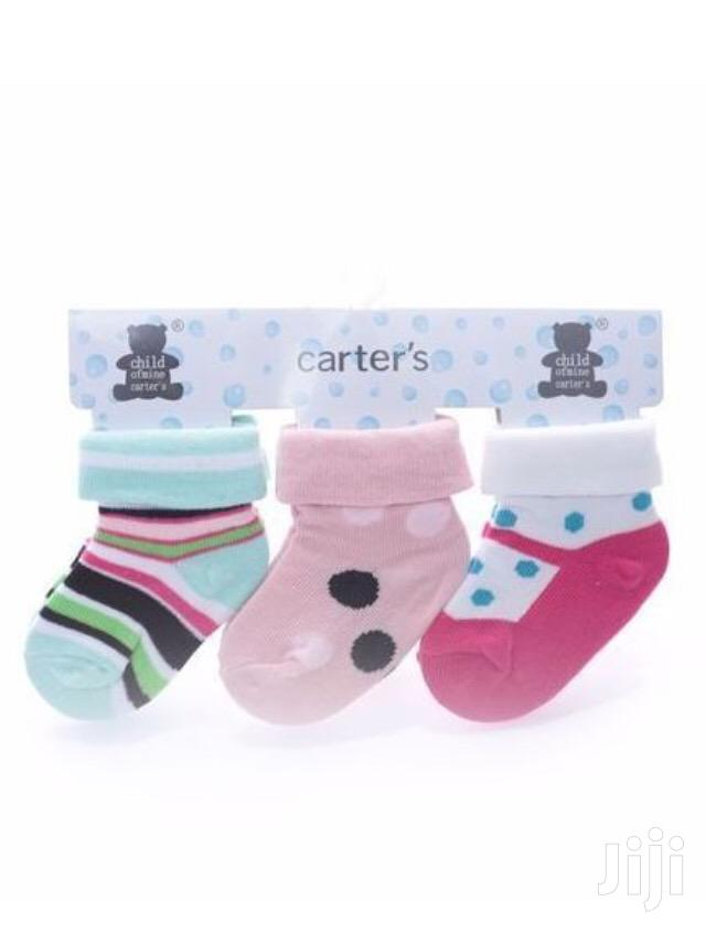 Baby Socks (A Pack Of 3)