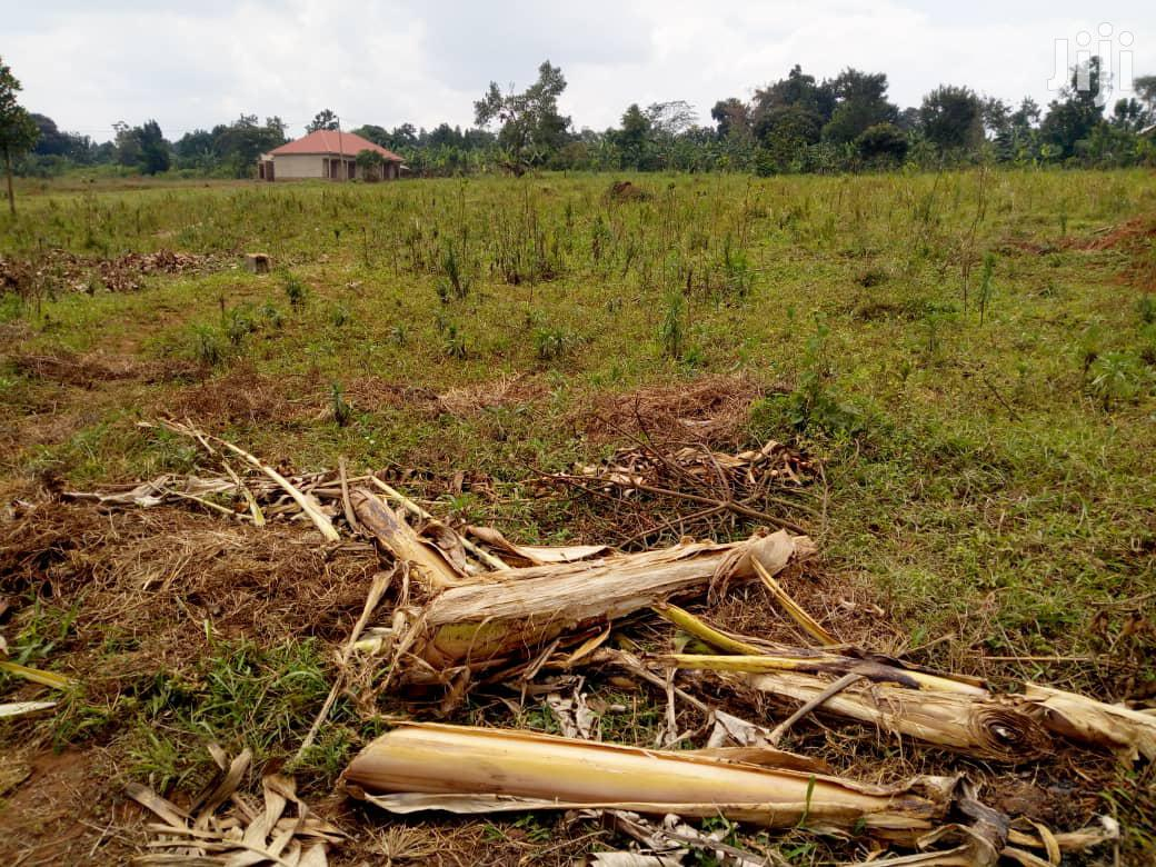 Plot for Sale in Gayaza-Kijabijjo