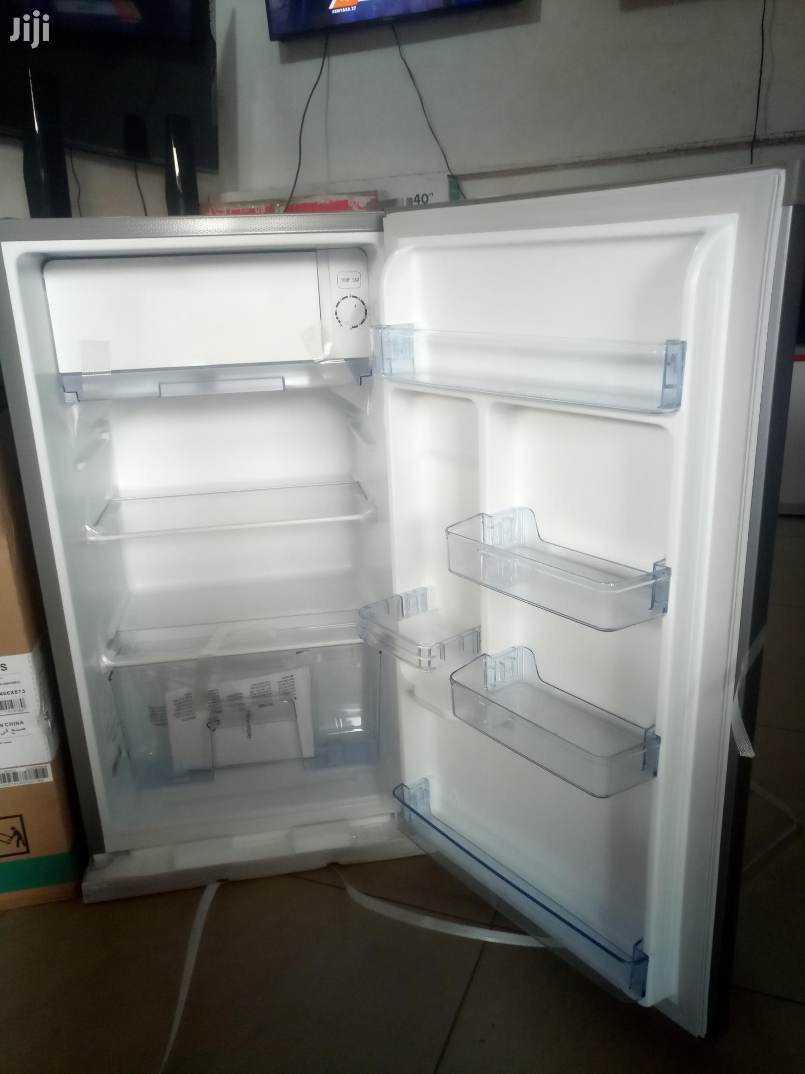 Hisense Single Door Refrigerator 120L   Kitchen Appliances for sale in Kampala, Central Region, Uganda