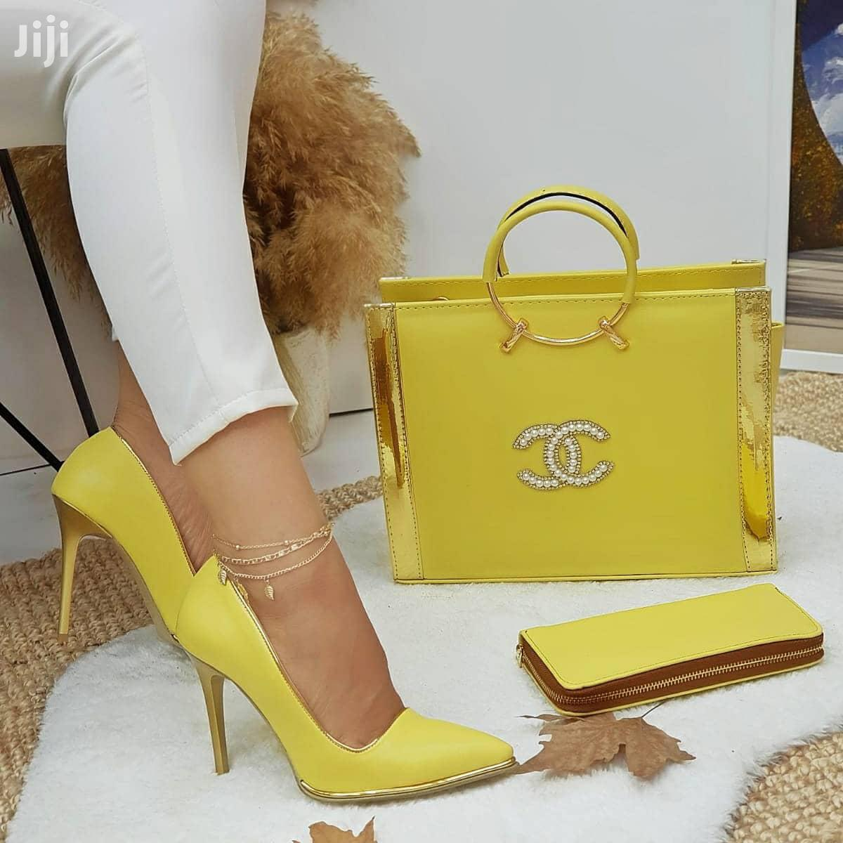 Women's New Designer Shoes And Bags