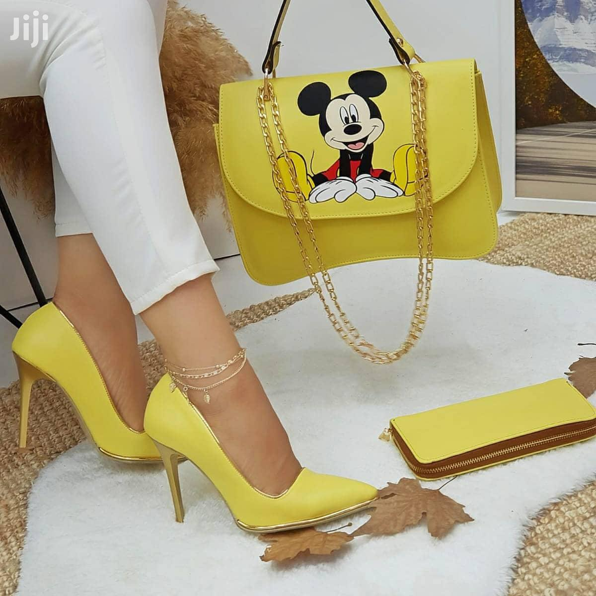 Women's Heels and Bags