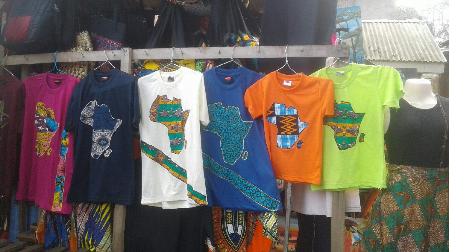 Unique African T Shirts | Clothing for sale in Kampala, Central Region, Uganda