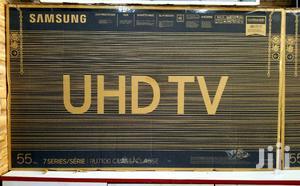 "55"" Samsung UHD Smart Tv | TV & DVD Equipment for sale in Central Region, Kampala"