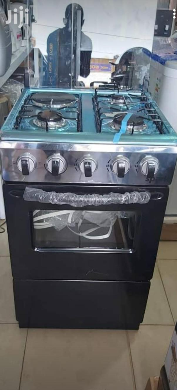 Archive: Blueflame 3gas +1 Electric Gas Cooker