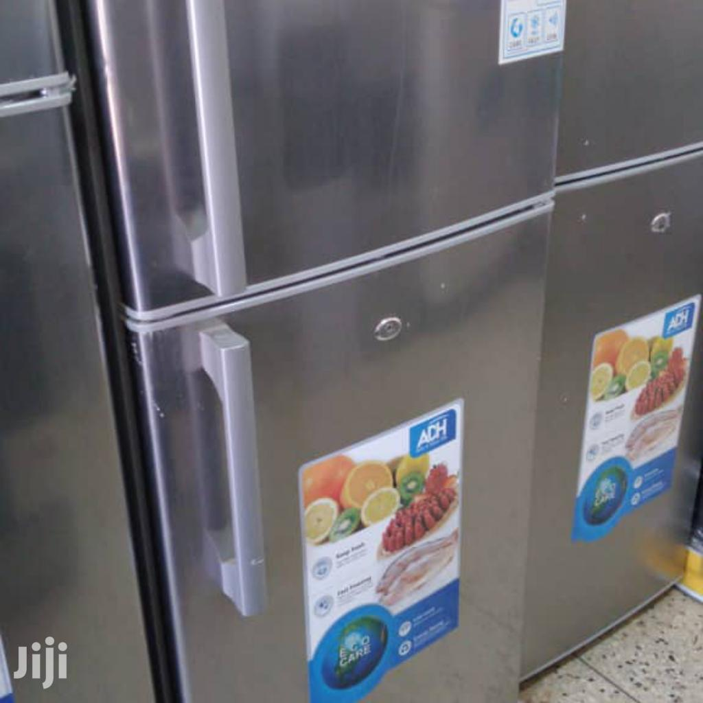 ADH 220L Double Door Fridge | Kitchen Appliances for sale in Kampala, Central Region, Uganda