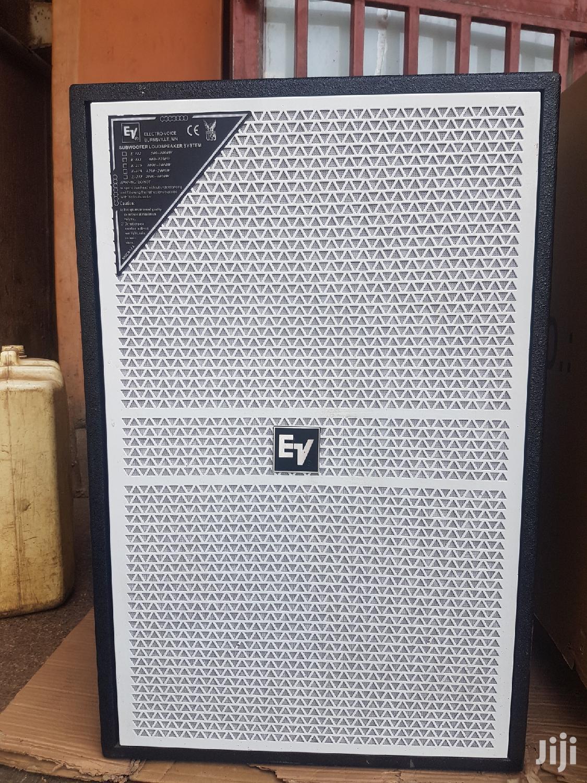 EV Mid Range Speakers