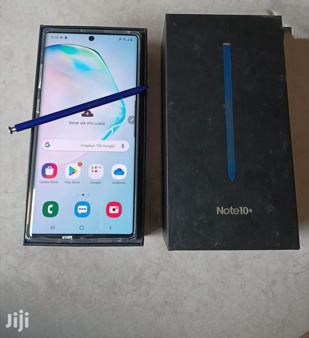 New Samsung Galaxy Note 10 Plus 256 GB Black | Mobile Phones for sale in Kampala, Central Region, Uganda
