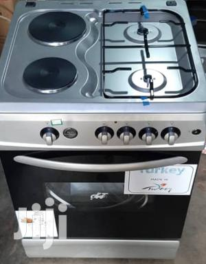 Superchef 2 Gas And 2 Electric Oven