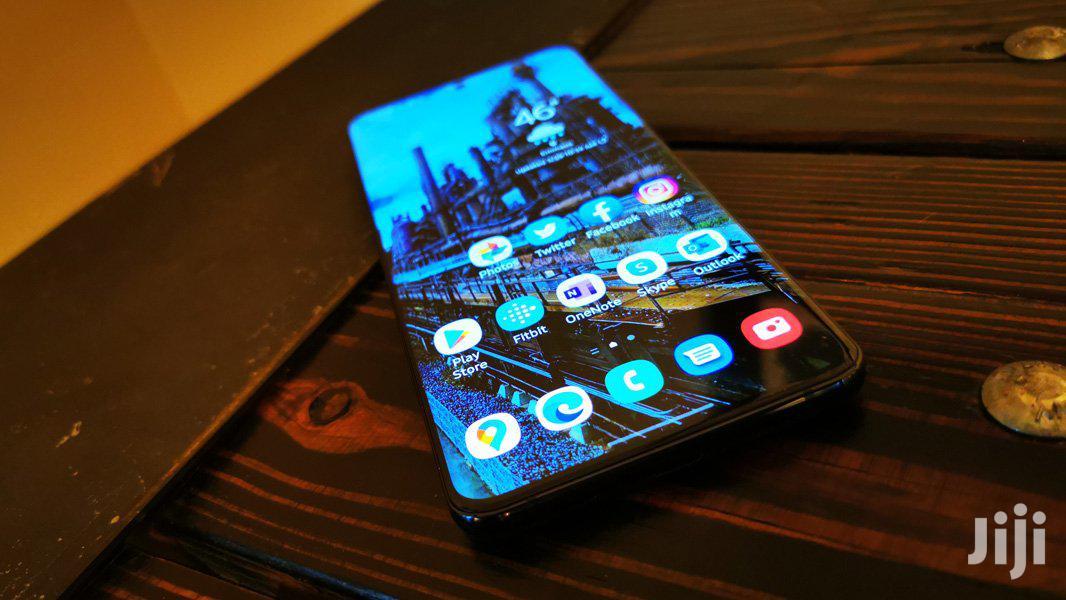 New Samsung Galaxy S20 Ultra 128 GB Black