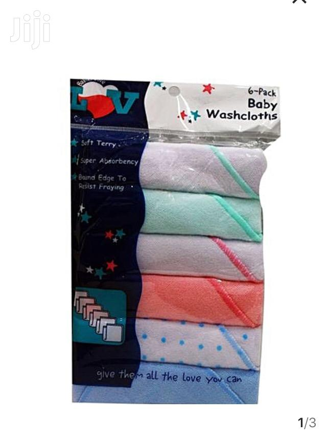Baby Wash Cloths (Baby Wipes)