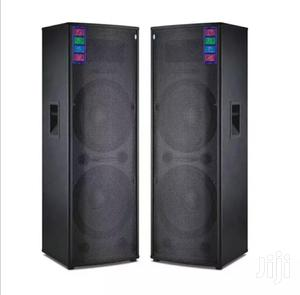 Brand New Speakers With Microphone and Bluetooth | Audio & Music Equipment for sale in Central Region, Kampala