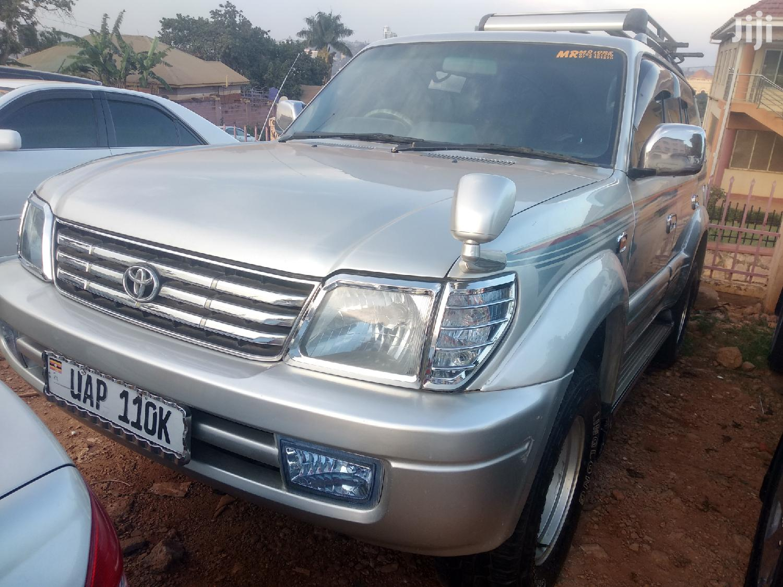 Toyota Land Cruiser 1996 Silver | Cars for sale in Kampala, Central Region, Uganda