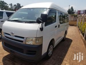 Selling A Toyota Hiace 2006 Hi Roof, Maunal Transmission | Buses & Microbuses for sale in Central Region, Kampala