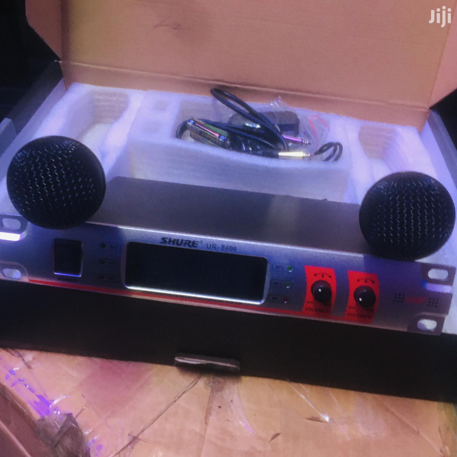 Archive: Shure Wireless Microphone