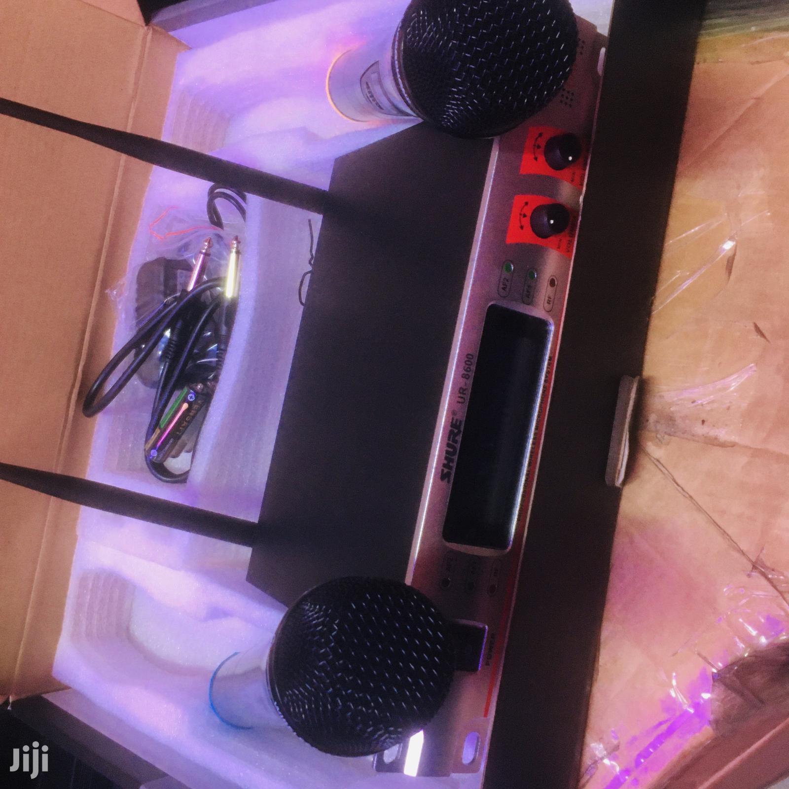 Shure Wireless Microphone | Audio & Music Equipment for sale in Kampala, Central Region, Uganda