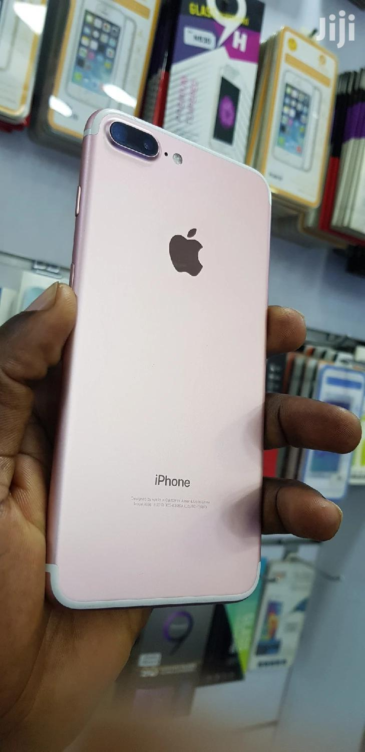 Apple iPhone 7 Plus 128 GB Pink | Mobile Phones for sale in Kampala, Central Region, Uganda