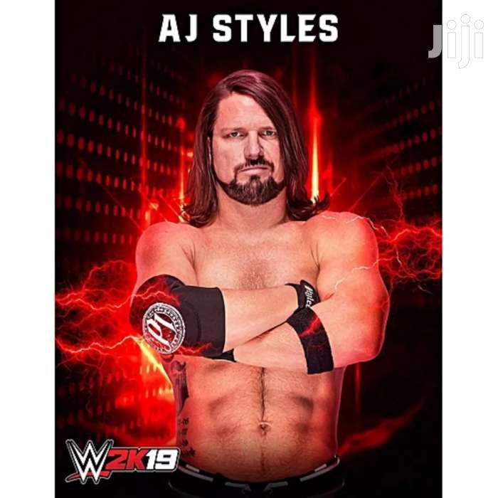 GAME WWE 2K19 PS4 | Video Games for sale in Kampala, Central Region, Uganda