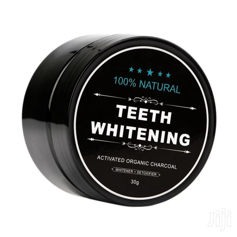 Teeth Whitening Activated Organic Bamboo Charcoal Powder | Bath & Body for sale in Kampala, Central Region, Uganda
