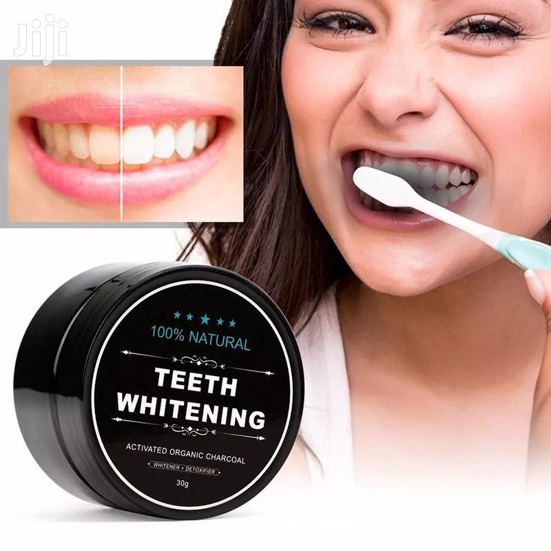 Teeth Whitening Activated Organic Bamboo Charcoal Powder