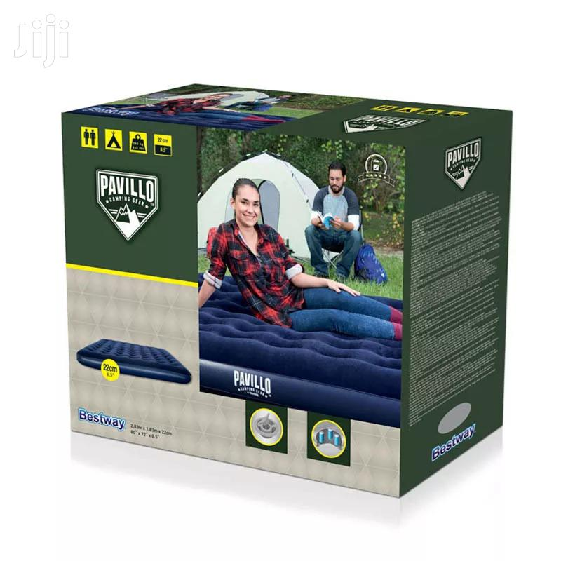 Inflatable Air Mattress | Camping Gear for sale in Kampala, Central Region, Uganda