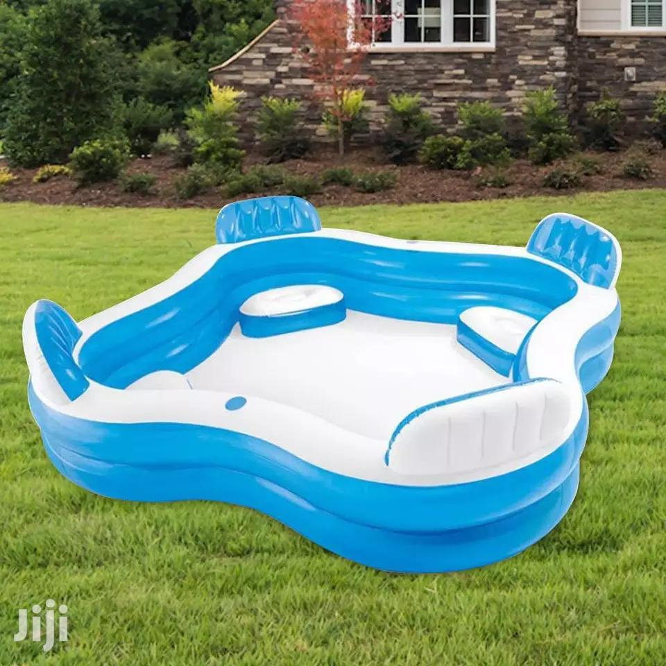 Inflatable Swimming Pool | Sports Equipment for sale in Kampala, Central Region, Uganda