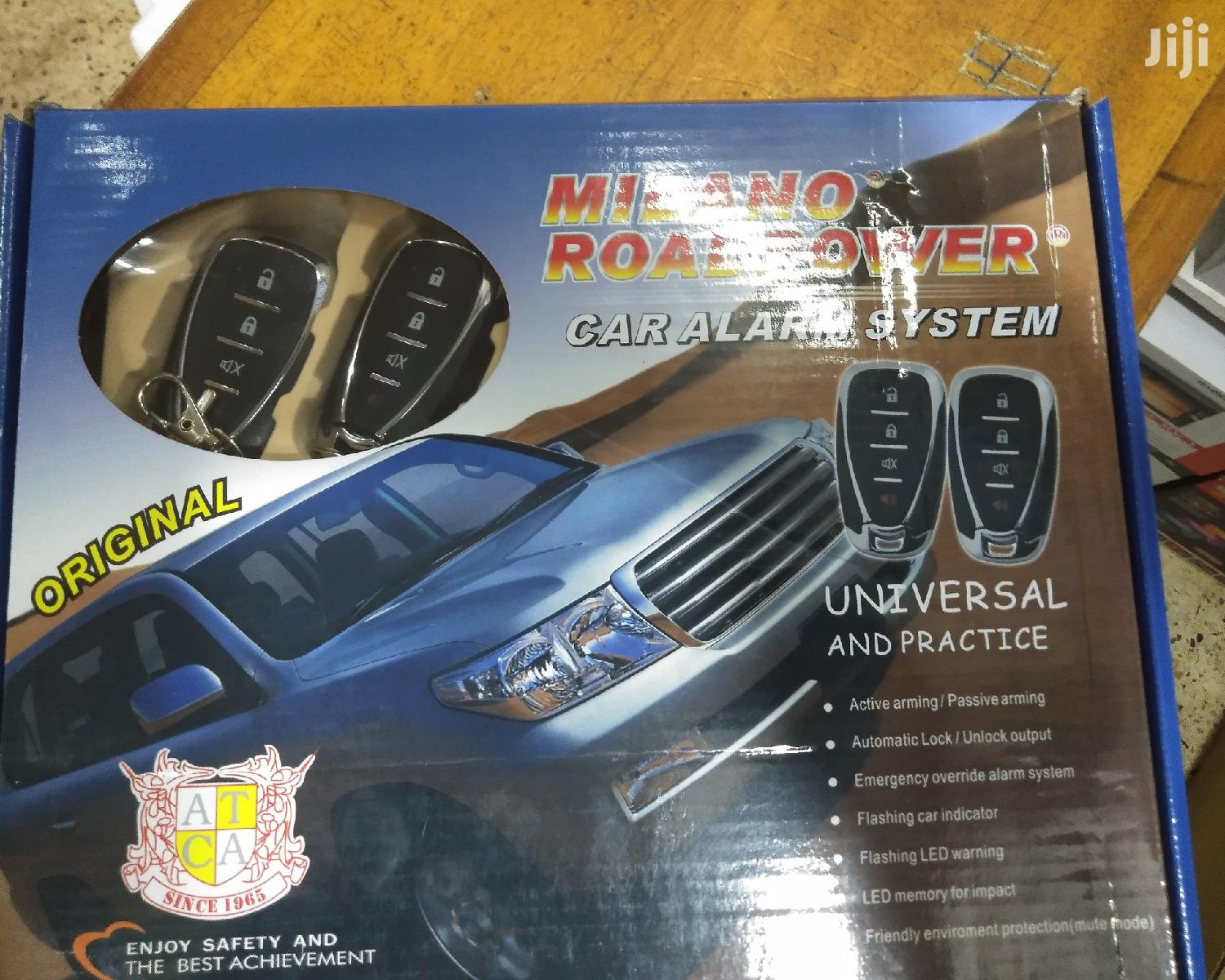 Car Alarm System | Vehicle Parts & Accessories for sale in Kampala, Central Region, Uganda