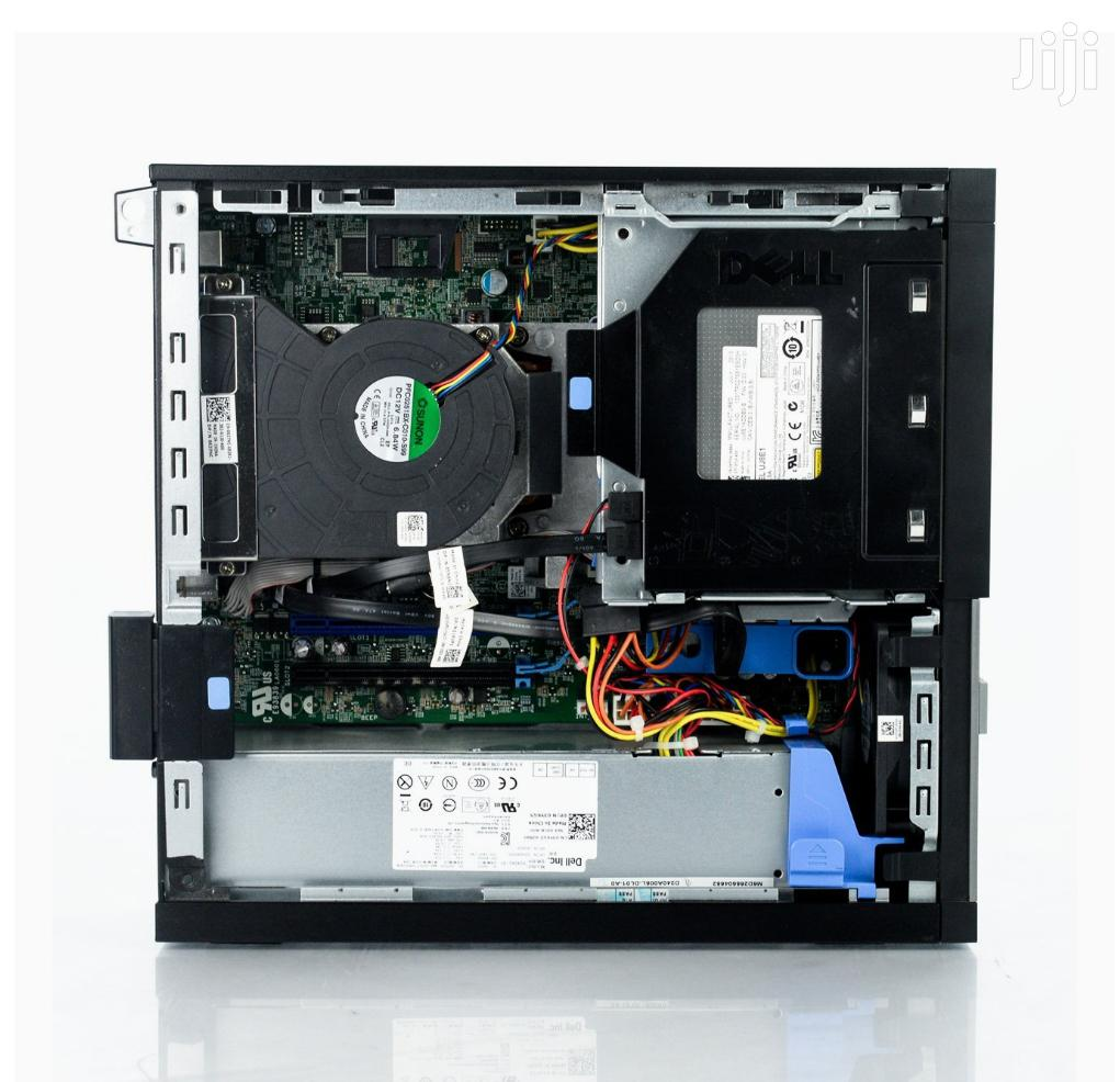 Desktop Computer Dell 4GB Intel Core i5 HDD 500GB | Laptops & Computers for sale in Kampala, Central Region, Uganda