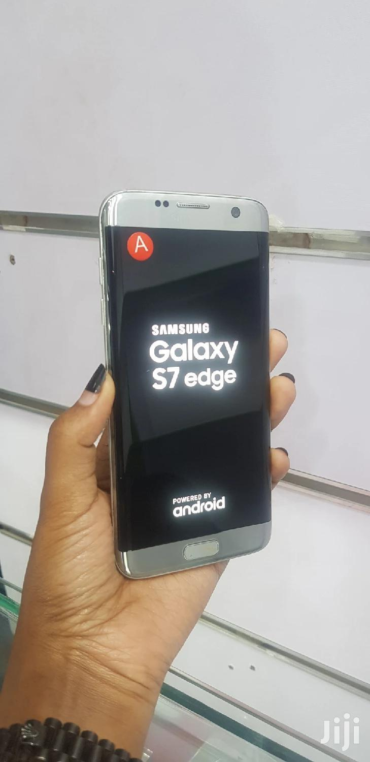Samsung Galaxy S7 edge 32 GB Silver | Mobile Phones for sale in Kampala, Central Region, Uganda