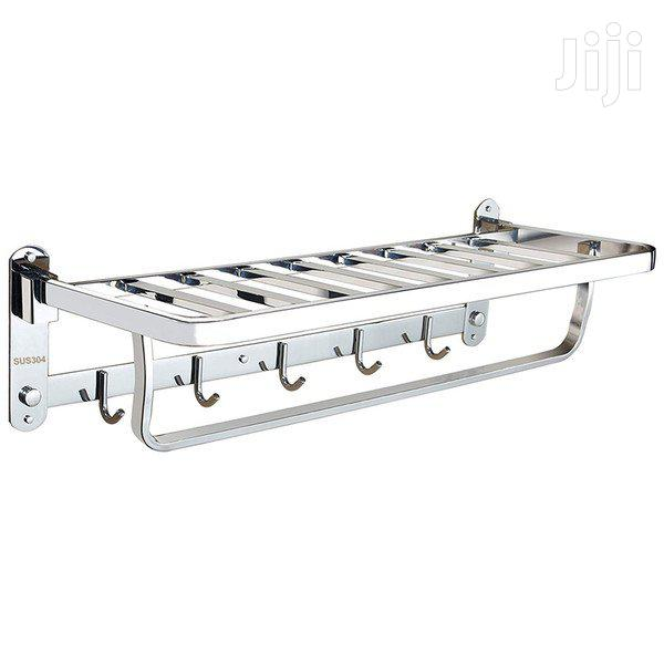Stainless Steel Towel Holder | Home Accessories for sale in Kampala, Central Region, Uganda