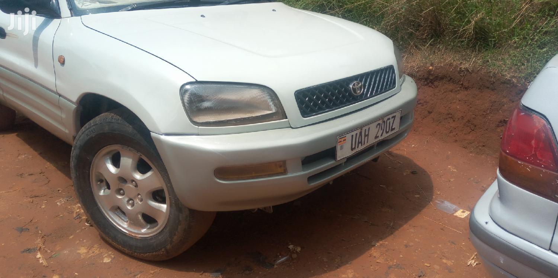Toyota RAV4 1998 Cabriolet White | Cars for sale in Kampala, Central Region, Uganda