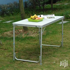 Aluminum Portable Folding Table