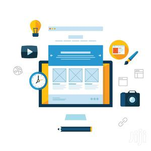 Professional Website Design Training | Computer & IT Services for sale in Central Region, Kampala