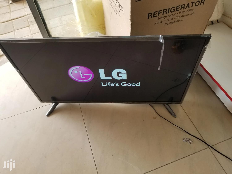 42 Inches Led LG TV Flatscreen