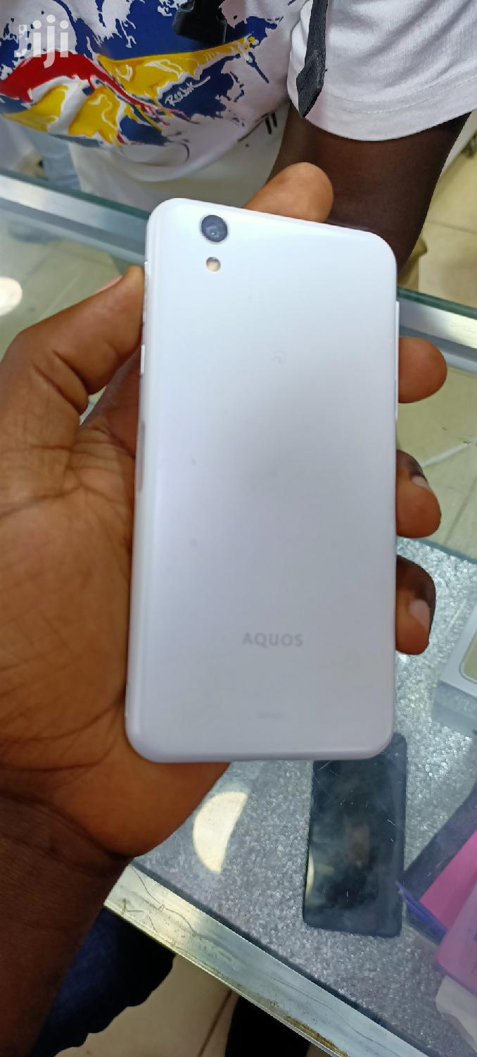 Sharp Aquos Crystal 2 16 GB White | Mobile Phones for sale in Kampala, Central Region, Uganda