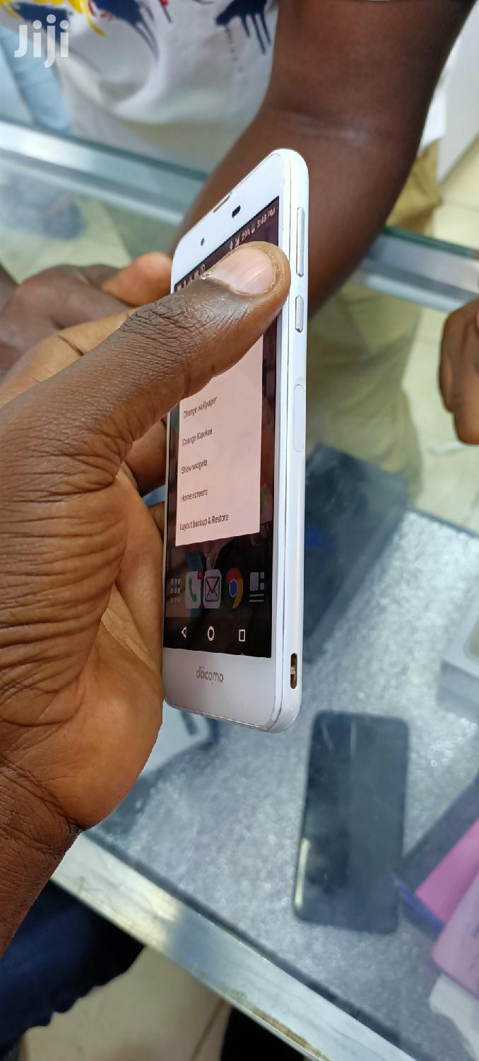Sharp Aquos Crystal 2 16 GB White
