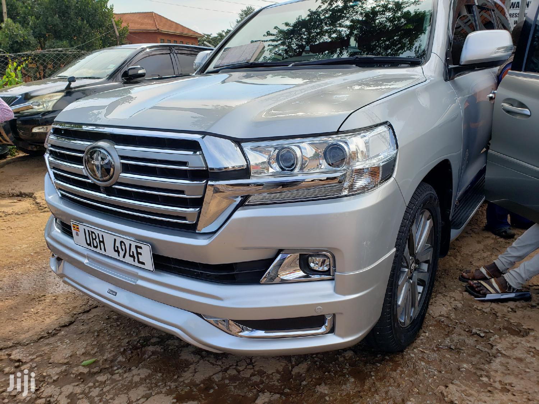 Toyota Land Cruiser 2016 Silver | Cars for sale in Kampala, Central Region, Uganda