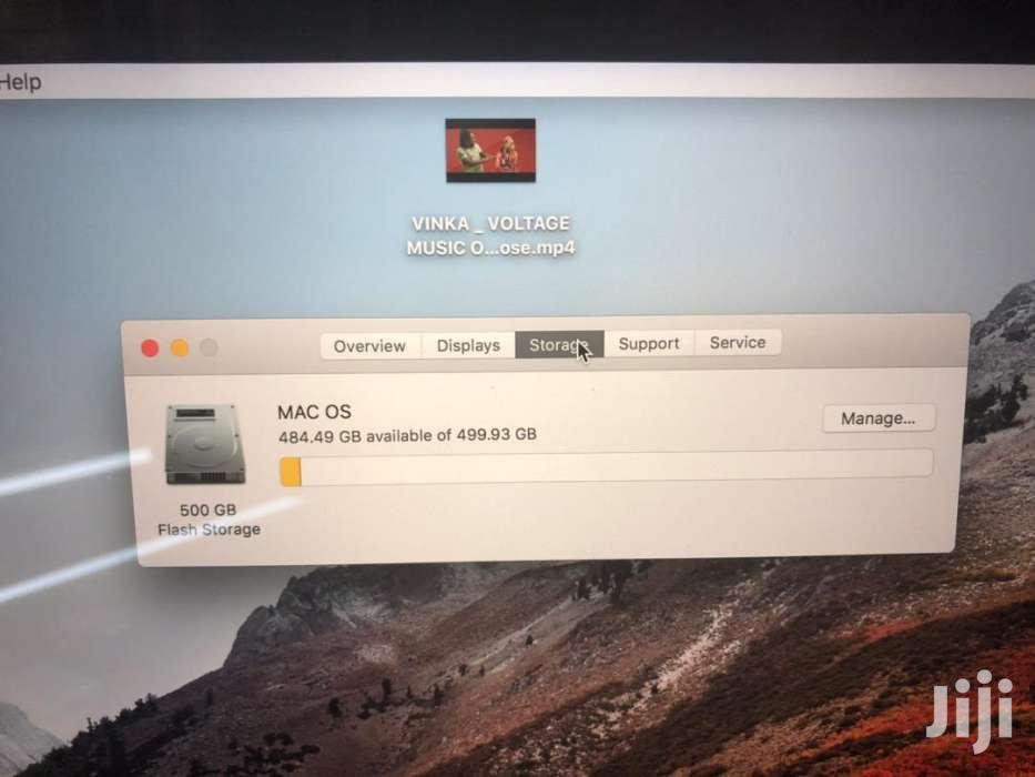 Archive: Macbook Pro Retina 15  2015 Dual Graphics Uk Used 6 Months Very Intact