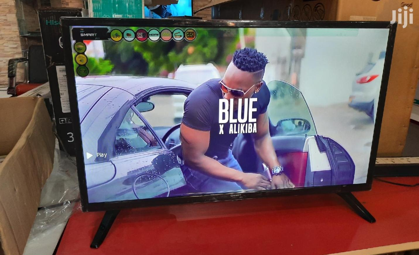 "32"" Smart Plus Digital and Satellite LED Tv 