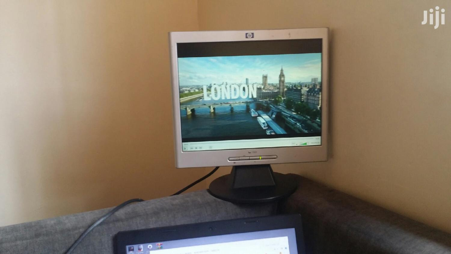 HP L1502 LCD Monitor 15 Inches