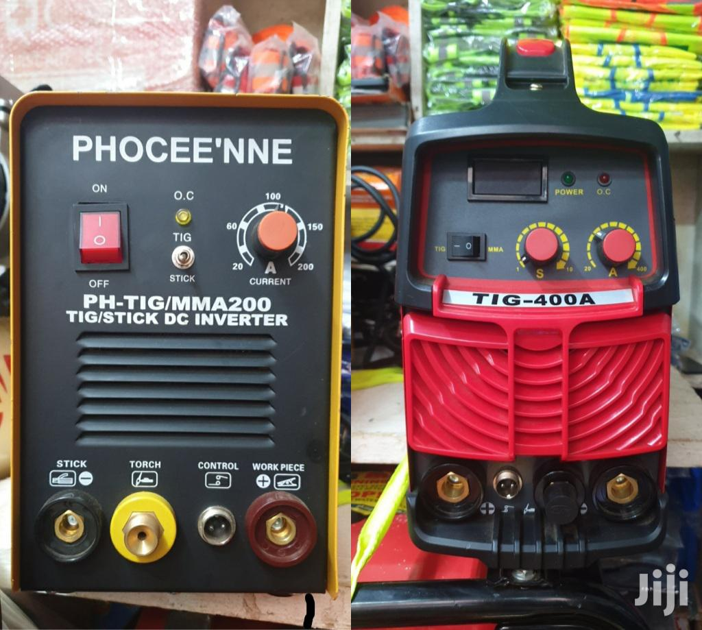 TIG/MMA Welding Machines | Electrical Equipment for sale in Kampala, Central Region, Uganda