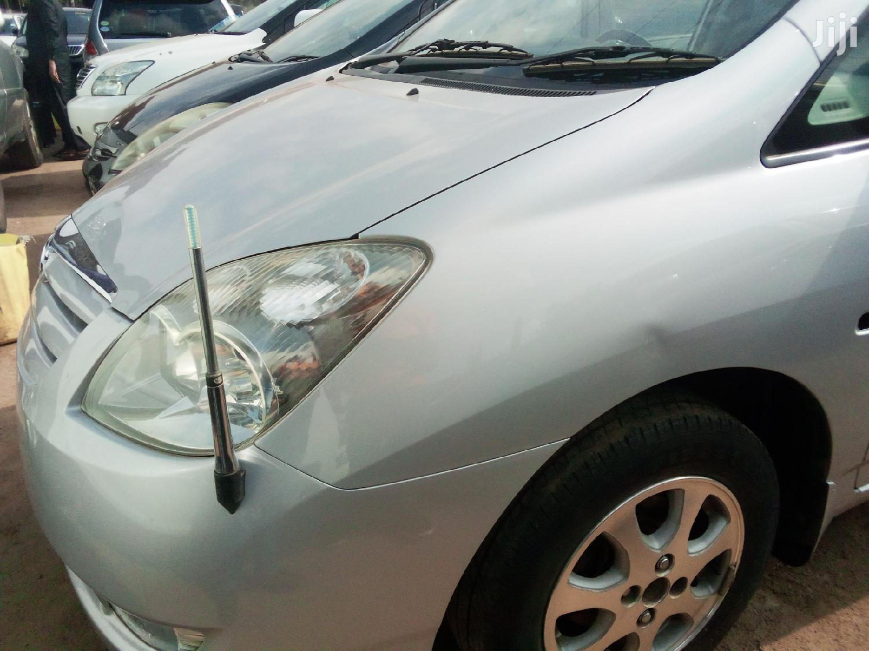 Toyota Corolla Spacio 2007 Silver