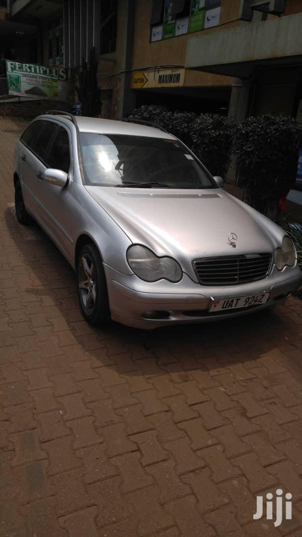 Archive: Mercedes-Benz C200 2002 Gray