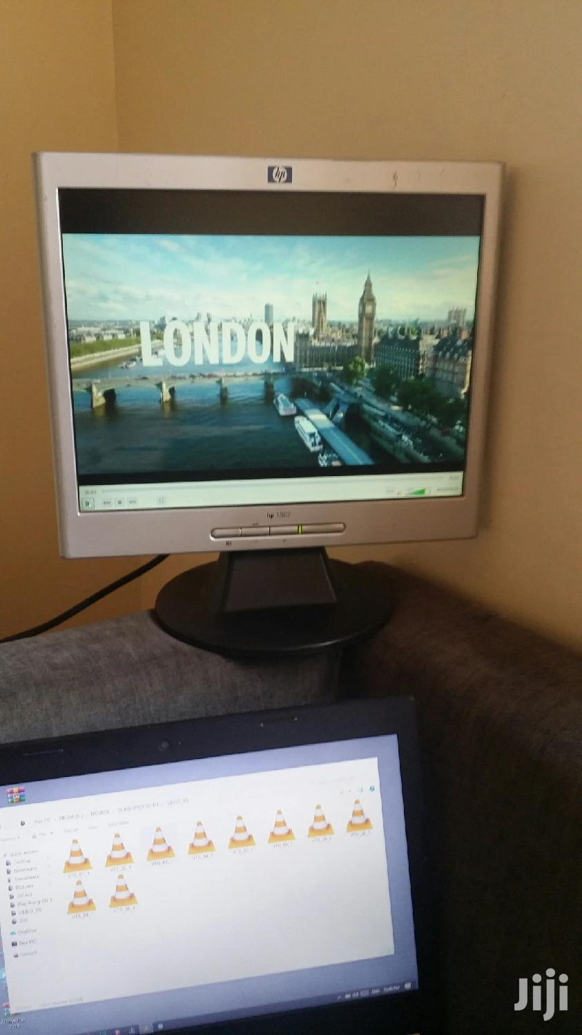 HP L1502 LCD Monitor 15 Inches | Computer Monitors for sale in Kampala, Central Region, Uganda
